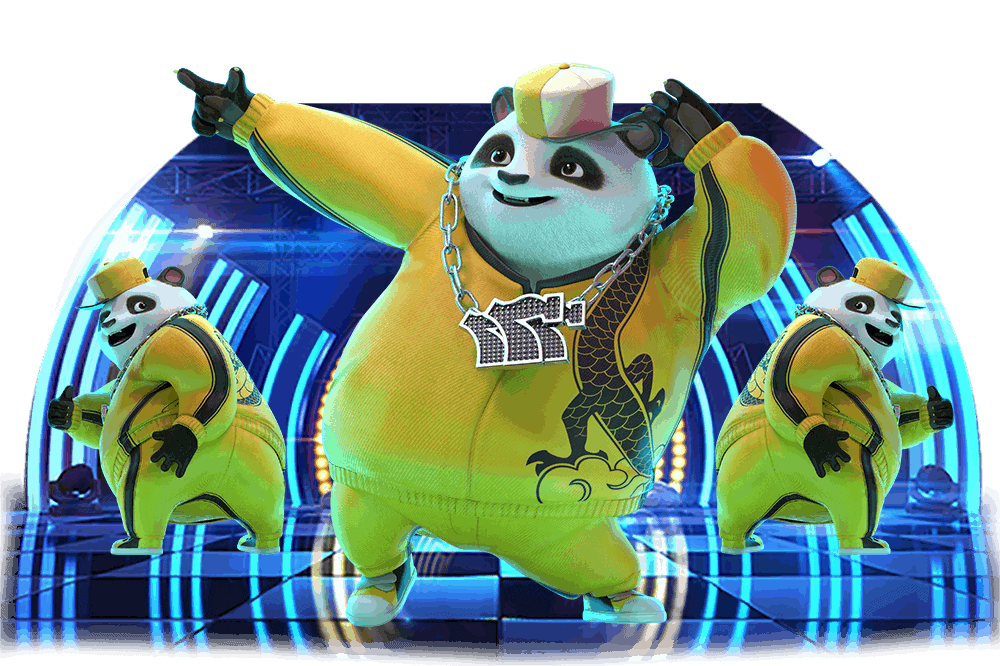 6.Hiphop-Panda