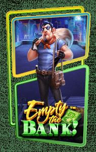 Empty-the-bank